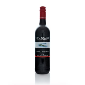 Two Oceans Cabernet Sauvignon Merlot 2016  - Click to view a larger image