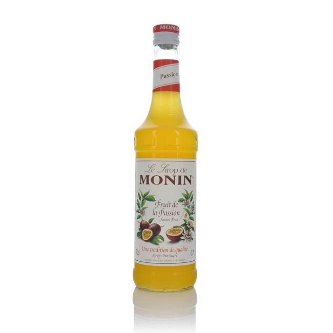 Monin Fruit de la Passion Syrup 70cl