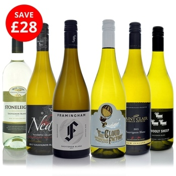 Hand Picked Marlborough Sauvignon Mixed Case  - Click to view a larger image