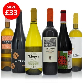 Hand Picked Spanish Collection Mixed Case  - Click to view a larger image
