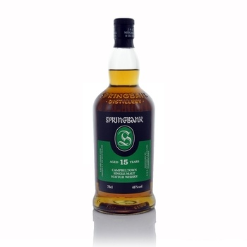 Springbank 15 years old 700 ml  - Click to view a larger image