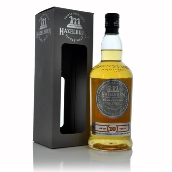 Hazelburn Single Malt Aged 10 years  - Click to view a larger image