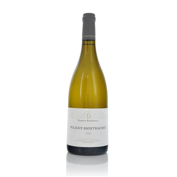 Domaine Berthelemot Puligny-Montrachet Les Levrons 2018  - Click to view a larger image