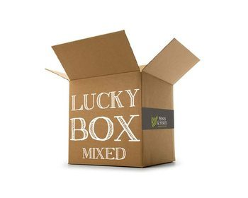 Hand Picked Lucky Box Mixed Wine Case  - Click to view a larger image