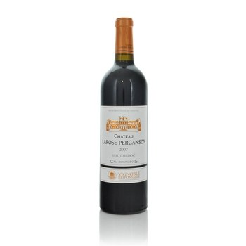 Chateau Larose Perganson Haut-Medoc Cru Bourgeois 2007  - Click to view a larger image