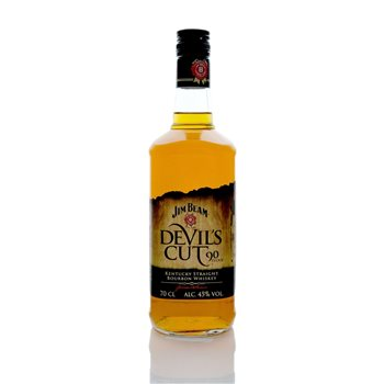 Jim Beam Devil's Cut 90 Proof Kentucky Straight Bourbon Whiskey  - Click to view a larger image