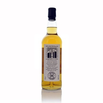 Kilkerran Single Malt Scotch Whisky 12yr old
