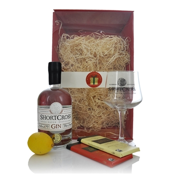 KWM Create's Shortcross Gin Gift Hamper  - Click to view a larger image
