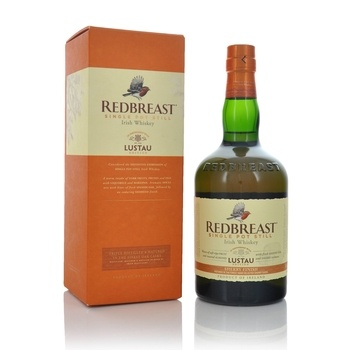 Redbreast Lustau Edition Single Pot Still Irish Whiskey   - Click to view a larger image