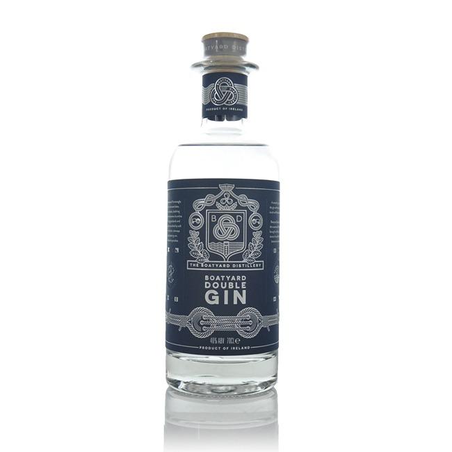 The Boatyard Distillery Double Gin