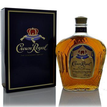 Crown Royal Blended Canadian Whisky  - Click to view a larger image