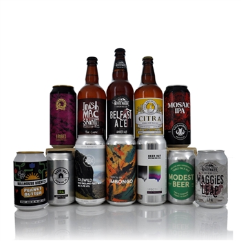 Hand Picked 12 Pack Local Craft Beer Taster Case  - Click to view a larger image