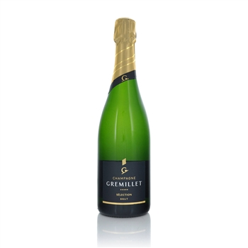Gremillet Brut Champagne  - Click to view a larger image