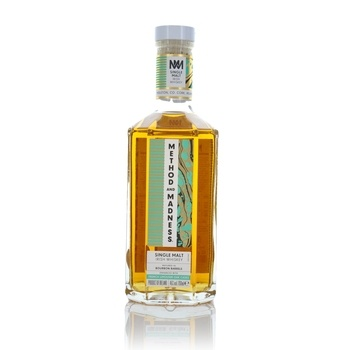 Method and Madness Single Malt Enhanced with French Limousin Oak  - Click to view a larger image