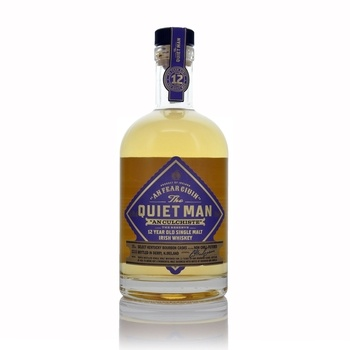 The Quiet Man 12 Year Old Single Malt  - Click to view a larger image