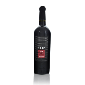 Camivini Tank No 26 Nero d'Avola Appassimento 2018  - Click to view a larger image