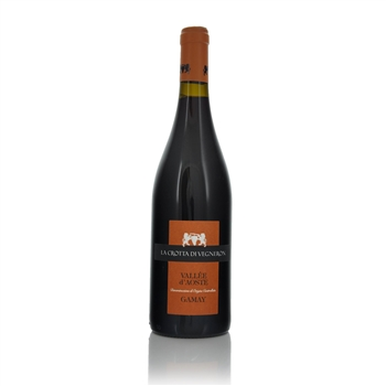La Crotta Di Vegneron Vallee d'Aoste Gamay 2015  - Click to view a larger image