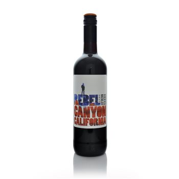 Rebel Canyon Merlot 2015  - Click to view a larger image