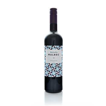 Molinillo Malbec 2016  - Click to view a larger image