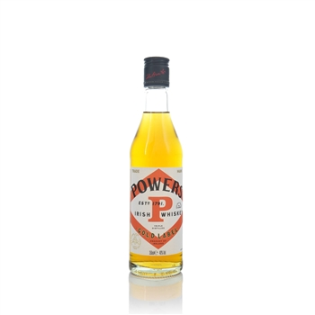 Powers Gold Label Blended Irish Whiskey 35cl  - Click to view a larger image