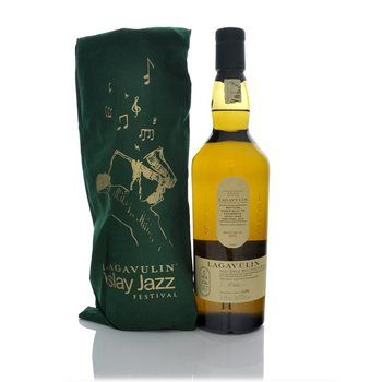 Lagavulin Islay Jazz Festival 2016 Bottle Number 1288 54.5%  - Click to view a larger image