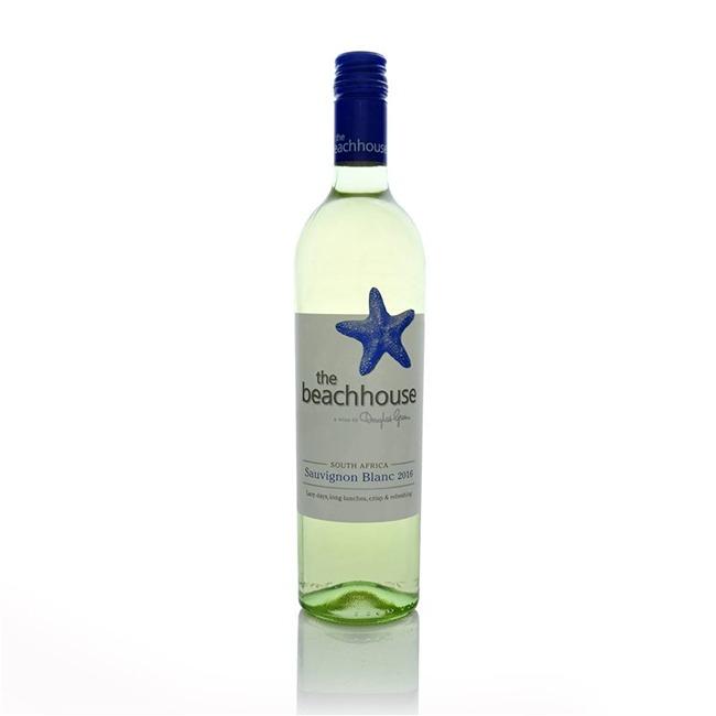 Douglas Green The Beachhouse Sauvignon Blanc 2016  - Click to view a larger image