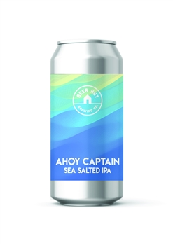 Beer Hut Brewing Company Ahoy Captain Irish Sea Salted IPA  - Click to view a larger image