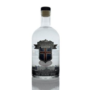 Icelandic Mountain Vodka  - Click to view a larger image