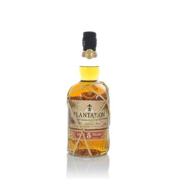 Plantation Aged 5 years Barbados Rum 700ml  - Click to view a larger image