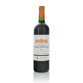 Chateau Larose Perganson Haut-Medoc Cru Bourgeois 2014  - Click to view a larger image