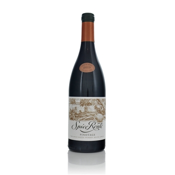 Spice Route Swartland Pinotage 2017  - Click to view a larger image
