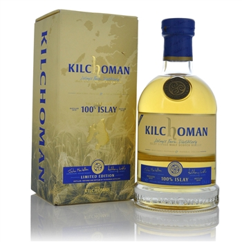 Kilchoman Islay Barley 6th Edition Single Malt Scotch Whisky  - Click to view a larger image