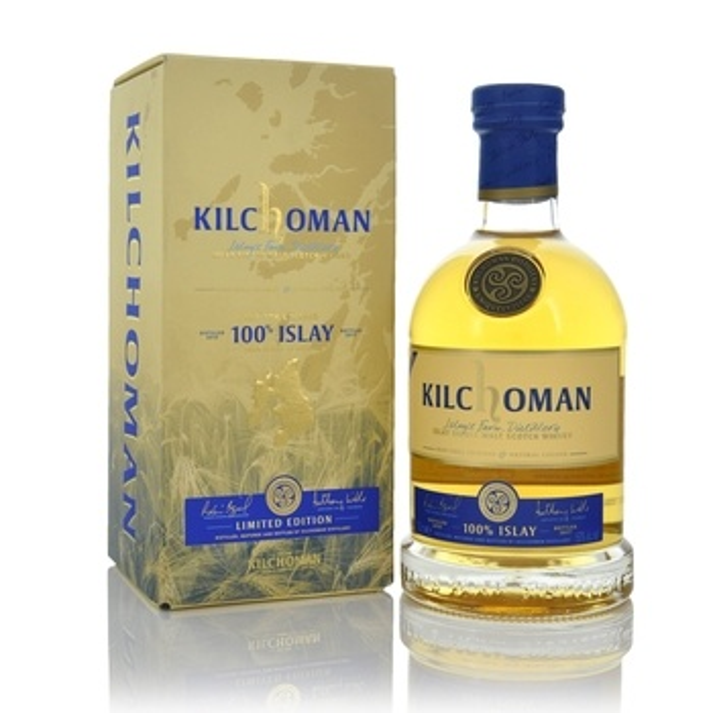Kilchoman Islay Barley 7th Edition Single Malt Scotch Whisky  - Click to view a larger image