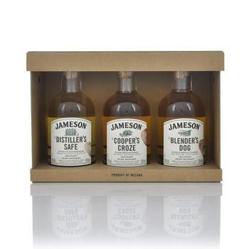 Jameson Masters Selection Triple Pack 3 x 200ml  - Click to view a larger image