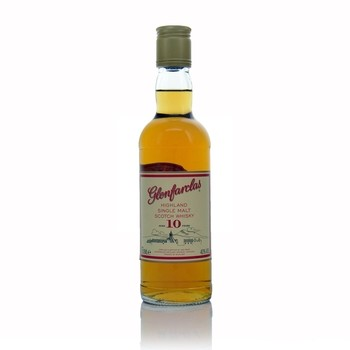 Glenfarclas Single Malt Scotch Whisky 10 years old 350ml  - Click to view a larger image