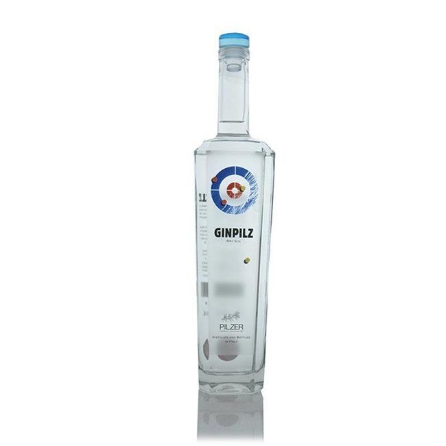 Pilzer Ginpilz Gin  - Click to view a larger image