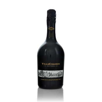Villa Cialdini Lambrusco Grasparossa DOC 2019  - Click to view a larger image