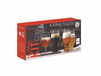 Spiegelau Craft Beer Tasting Kit  - Click to view a larger image