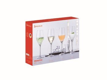 Spiegelau Prosecco Gift Set  - Click to view a larger image