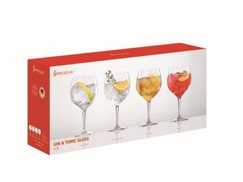 Spiegelau Gin & Tonic Glass Set  - Click to view a larger image