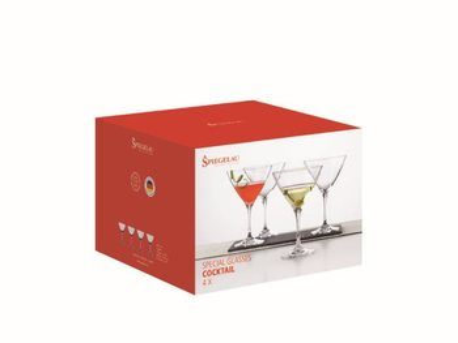 Spiegelau Cocktail Glass Set  - Click to view a larger image