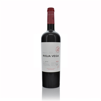 Rioja Vega Crianza Limited Edition 2015  - Click to view a larger image