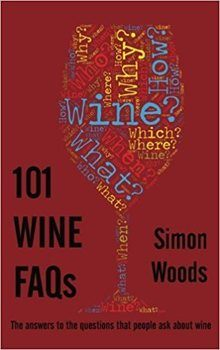 Simon Woods 101 Wine FAQS  - Click to view a larger image
