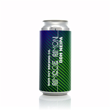 Beer Hut Brewing Company Simcoe Simon