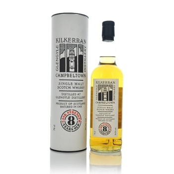 Kilkerran Cask Strength 8 Year Old   - Click to view a larger image