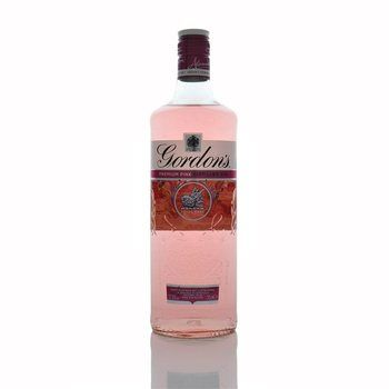 Gordons Premium Pink Distilled Gin  - Click to view a larger image