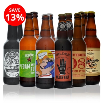 Hand Picked Staff Favourites Craft Beer Mixed Case  - Click to view a larger image