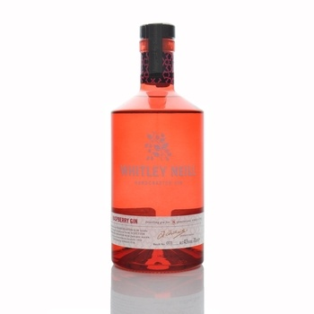Whitley Neill Raspberry Handcrafted Gin 700ml  - Click to view a larger image