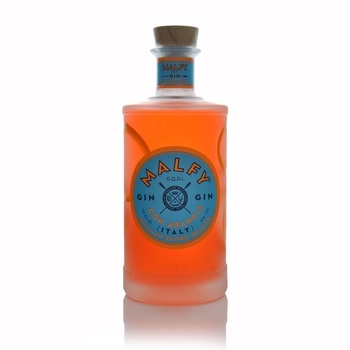 Malfy Con Arancia Sicilian Blood Orange Gin 700ml  - Click to view a larger image