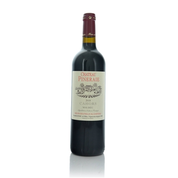 Chateau Pineraie Cahors Malbec 2018  - Click to view a larger image